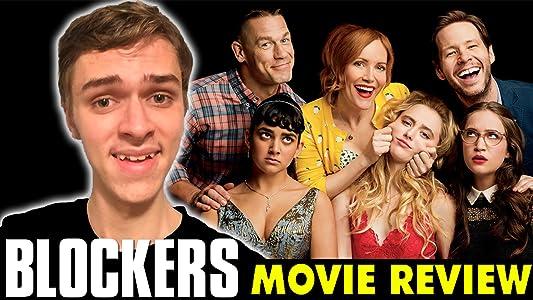 Watching new movie Caillou Pettis Movie Reviews: Blockers