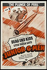 Billy Halop in Junior G-Men of the Air (1942)
