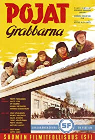 Pojat (1962) Poster - Movie Forum, Cast, Reviews