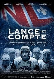 Lance et compte(2010) Poster - Movie Forum, Cast, Reviews