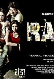 Raada Rox Poster