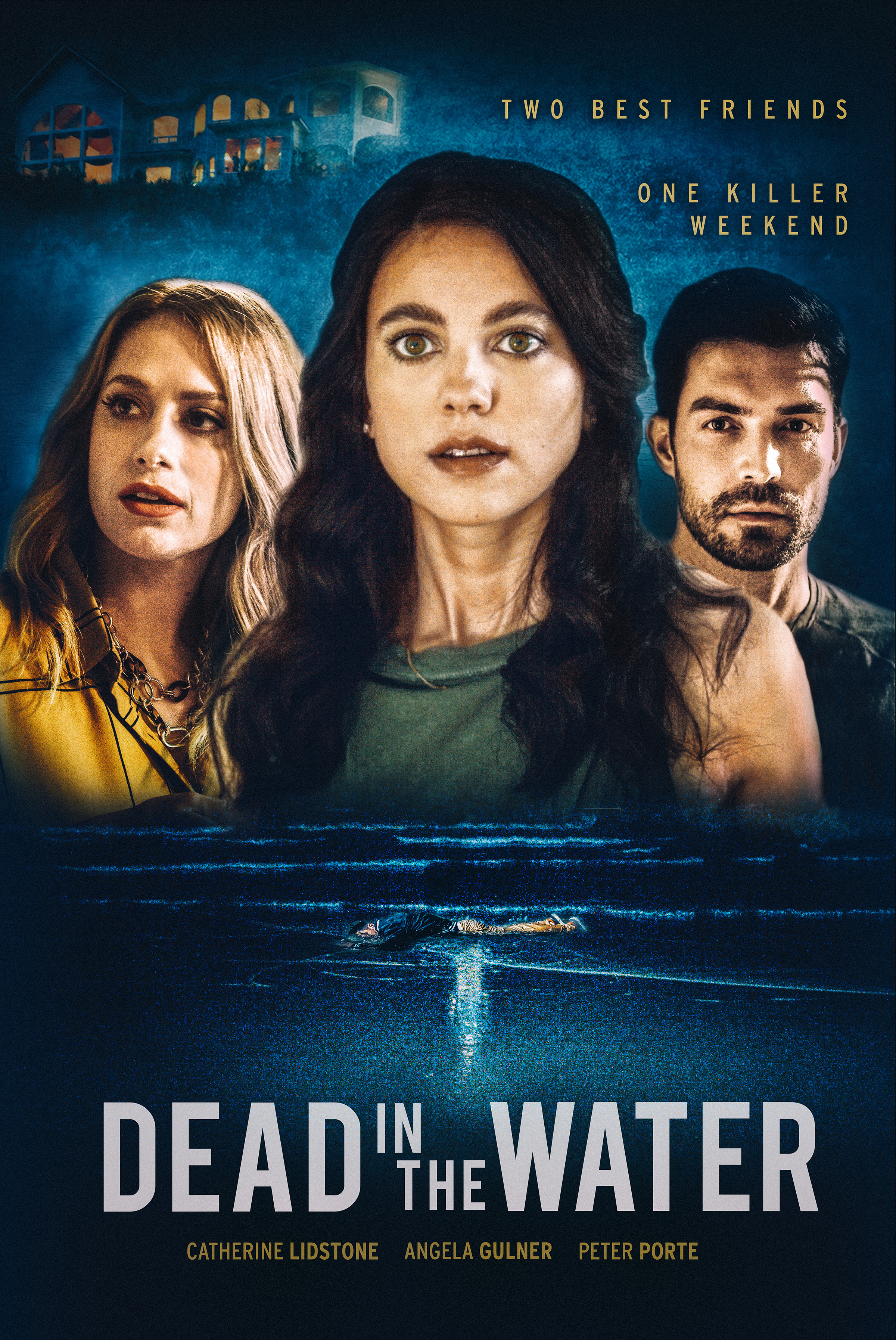 Dead in the Water (2021) Bengali Dubbed (Voice Over) WEBRip 720p [Full Movie] 1XBET