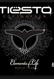Tiesto: Elements of Life World Tour Poster