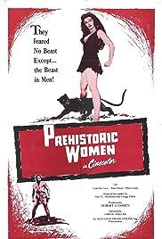 Prehistoric Women Poster