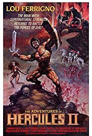 The Adventures of Hercules Poster