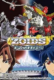 Zoids Fuzors TV Series 2003