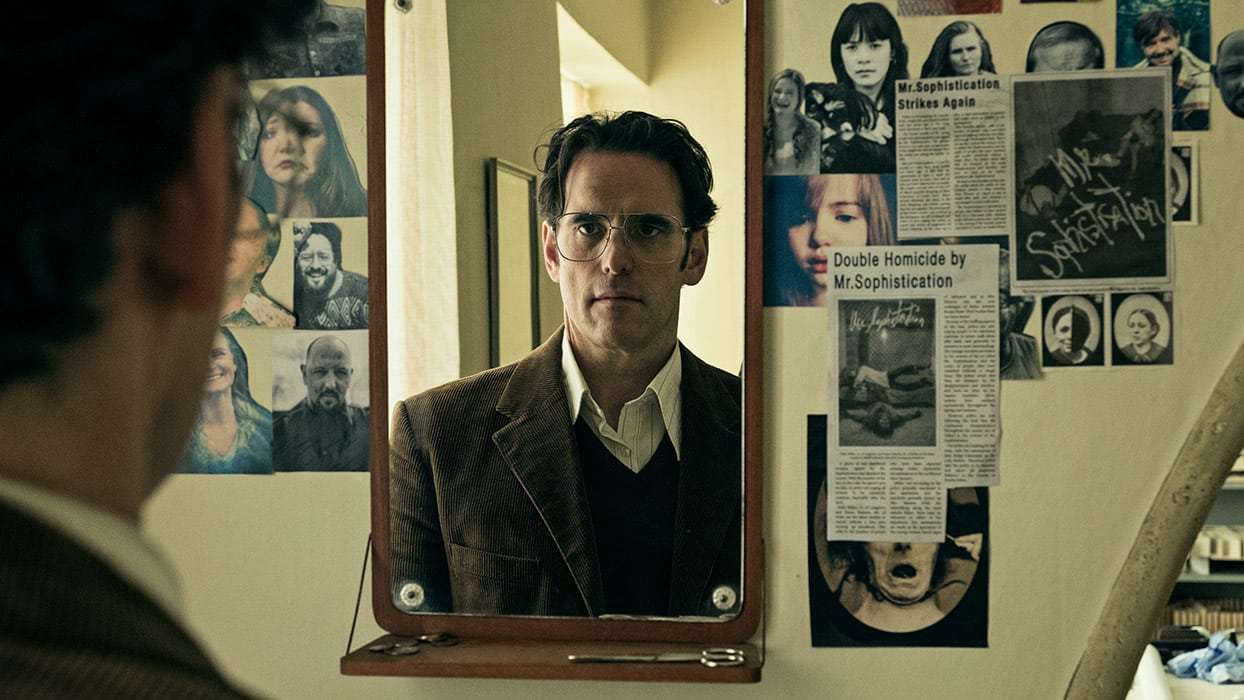 Matt Dillon in The House That Jack Built 2018