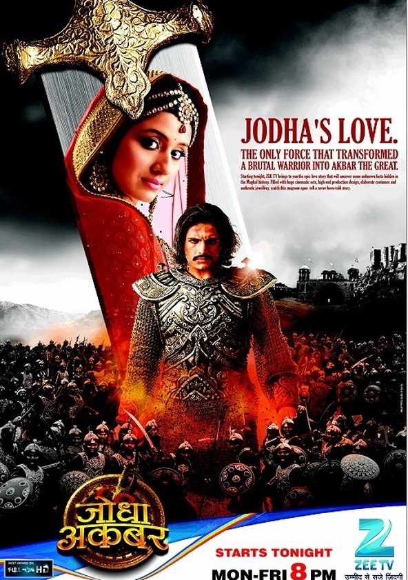دانلود زیرنویس فارسی سریال Jodha Akbar