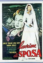 Lacrime di sposa(1955) Poster - Movie Forum, Cast, Reviews