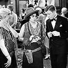 Louise Closser Hale, Stuart Erwin, and Helen Kane in Dangerous Nan McGrew (1930)
