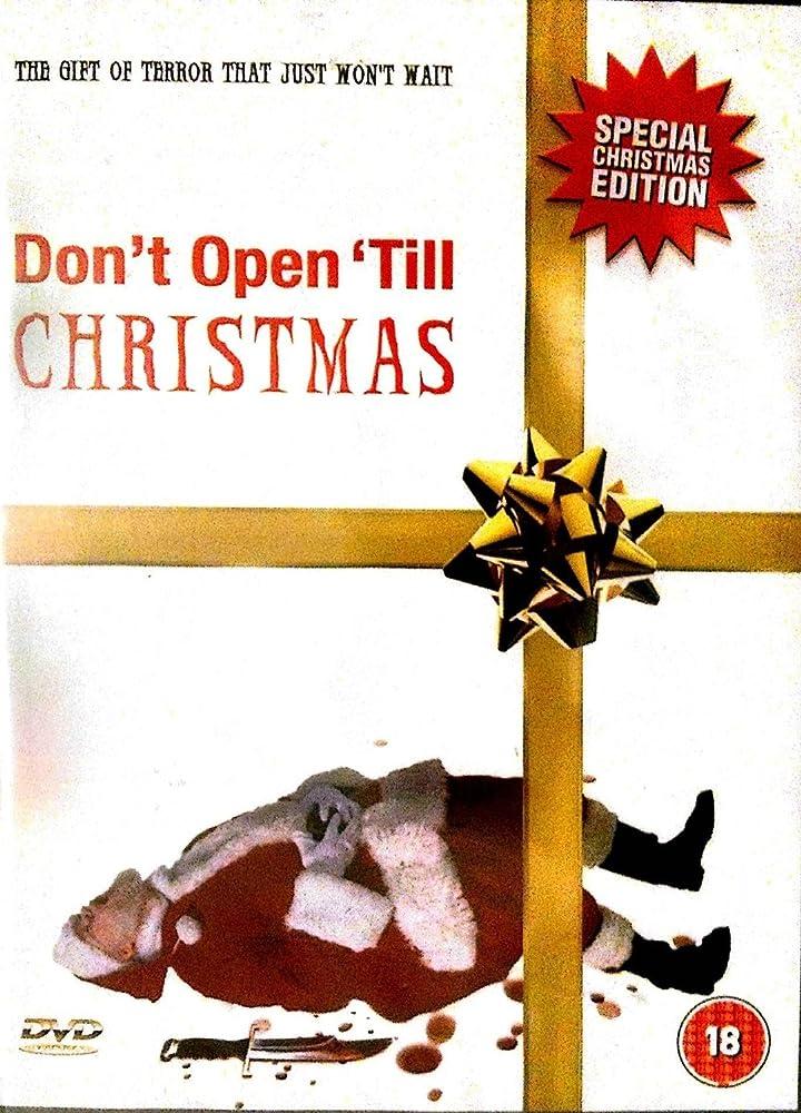 Dont Open Till Christmas.Don T Open Till Christmas 1984