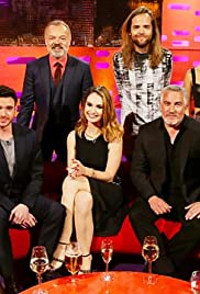 Dame Joan Collins/Richard Madden/Lily James/Paul Hollywood/DNCE Poster