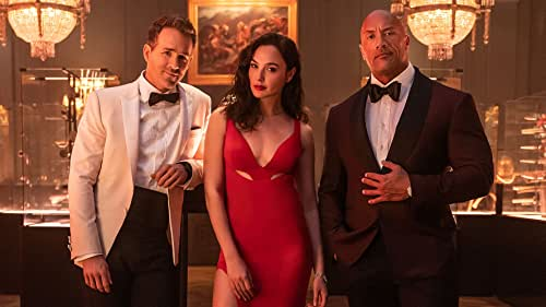 An Interpol-issued Red Notice is a global alert to hunt and capture the world's most wanted. But when a daring heist brings together the FBI's top profiler (Johnson) and two rival criminals (Gadot, Reynolds), there's no telling what will happen.
