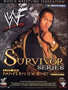 Watch it the movie Survivor Series by Kevin Dunn [480x854]