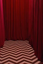 Behind the Red Curtain Poster