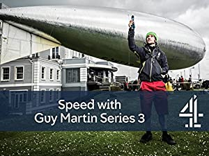 Where to stream Speed with Guy Martin