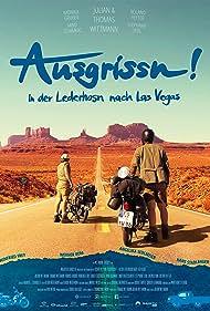 Julian Wittmann and Thomas Wittmann in Ausgrissn! - In der Lederhosn nach Las Vegas (2020)