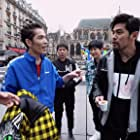 Jay Chou and Jam Hsiao in J-Style Trip (2020)