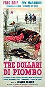 Three Dollars of Lead (1964) Poster