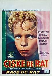 Ciske de Rat Poster