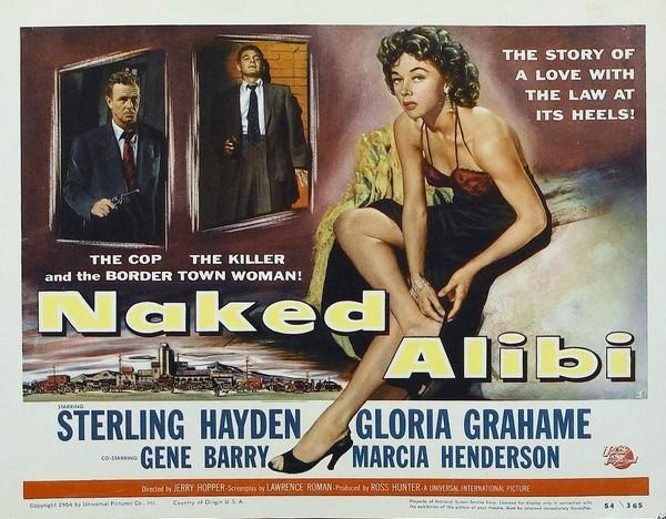Naked Alibi (1954) - IMDb