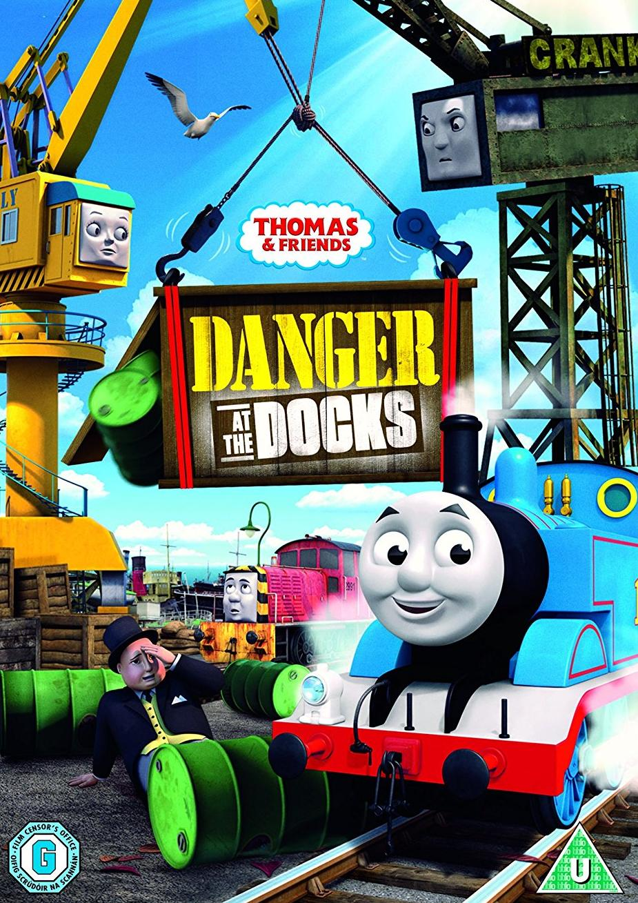 Thomas & Friends: Danger at the Docks (Video 2018) - Photo