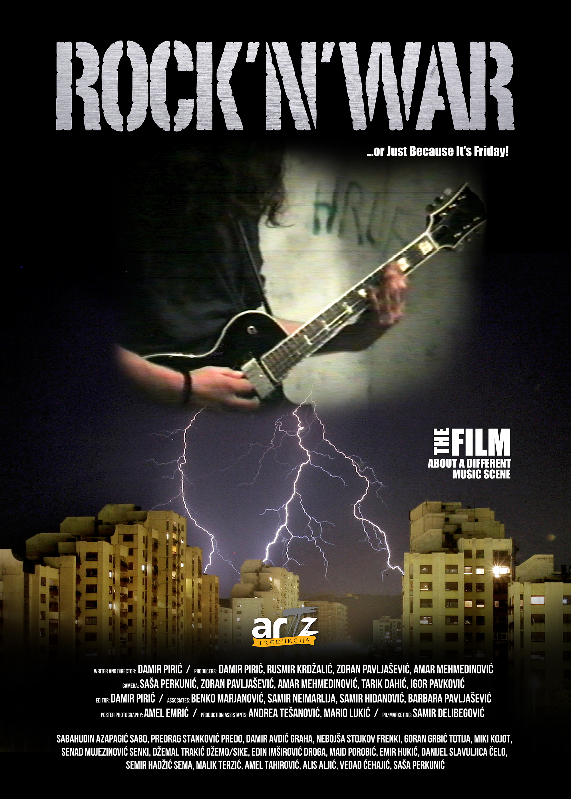 Rock N War Or Just Because It S Friday 2015 Imdb