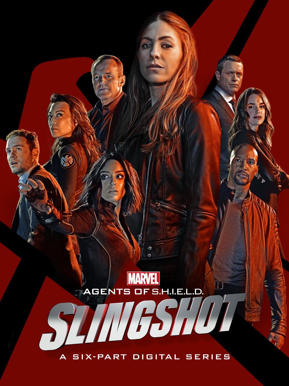 Agents of S.H.I.E.L.D.: Slingshot Season 1 COMPLETE WEBRip 480p, 720p & 1080p