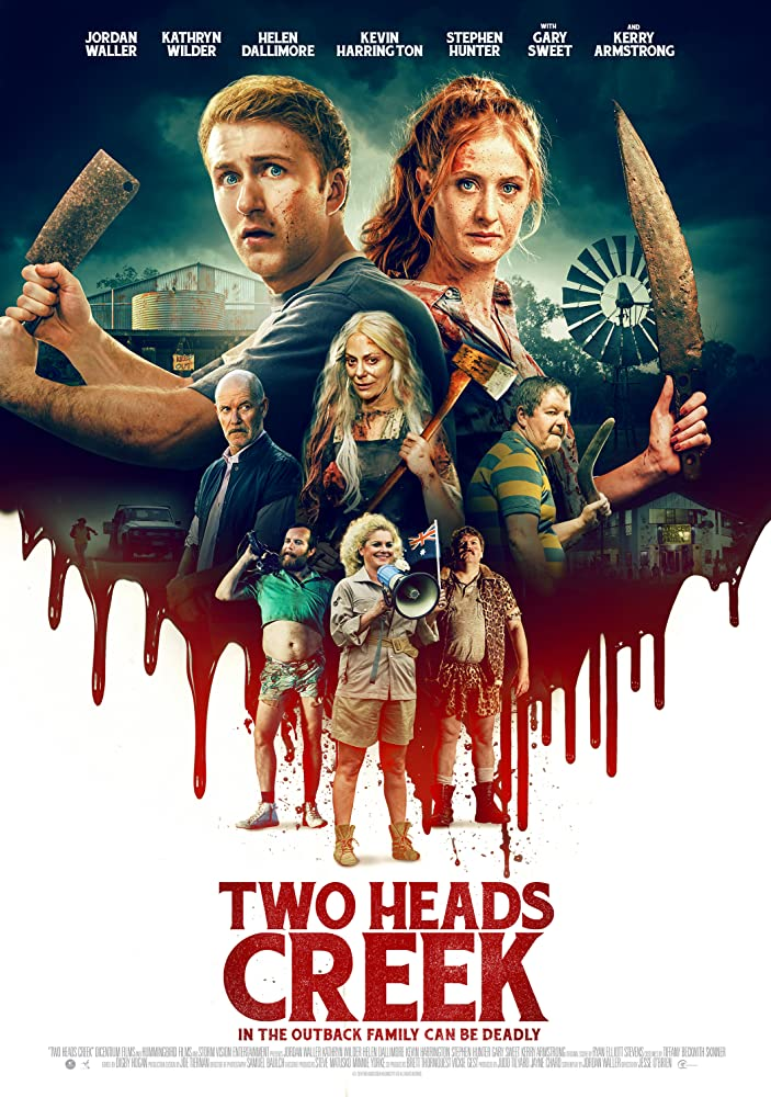 Two Heads Creek (2019) Unofficial Hindi Dubbed HDRip 720p Esubs DL