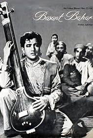 Bharat Bhushan in Basant Bahar (1956)
