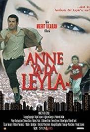 Anne ya da Leyla Poster