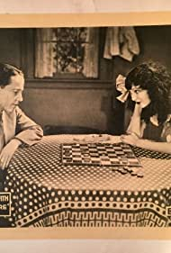 Corinne Griffith and William Parke Jr. in Moral Fibre (1921)