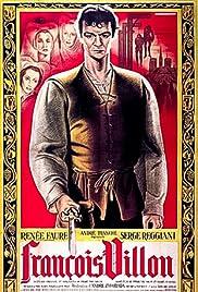 François Villon Poster