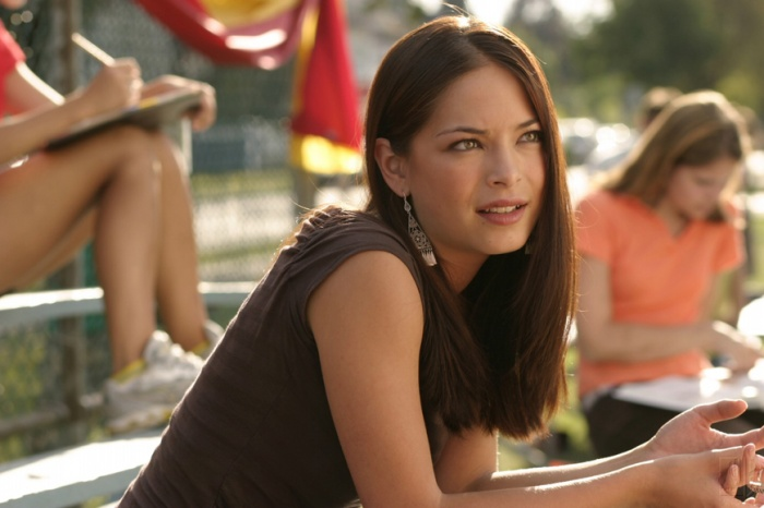 Kristin Kreuk in Smallville (2001)