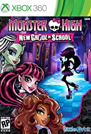Monster High New Ghoul in School Poster