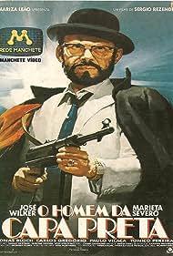 José Wilker in O Homem da Capa Preta (1986)