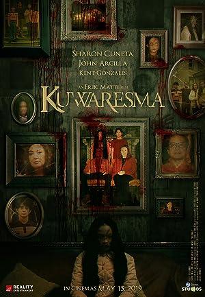 The Entity (Kuwaresma) (2019) ตายไม่สงบ