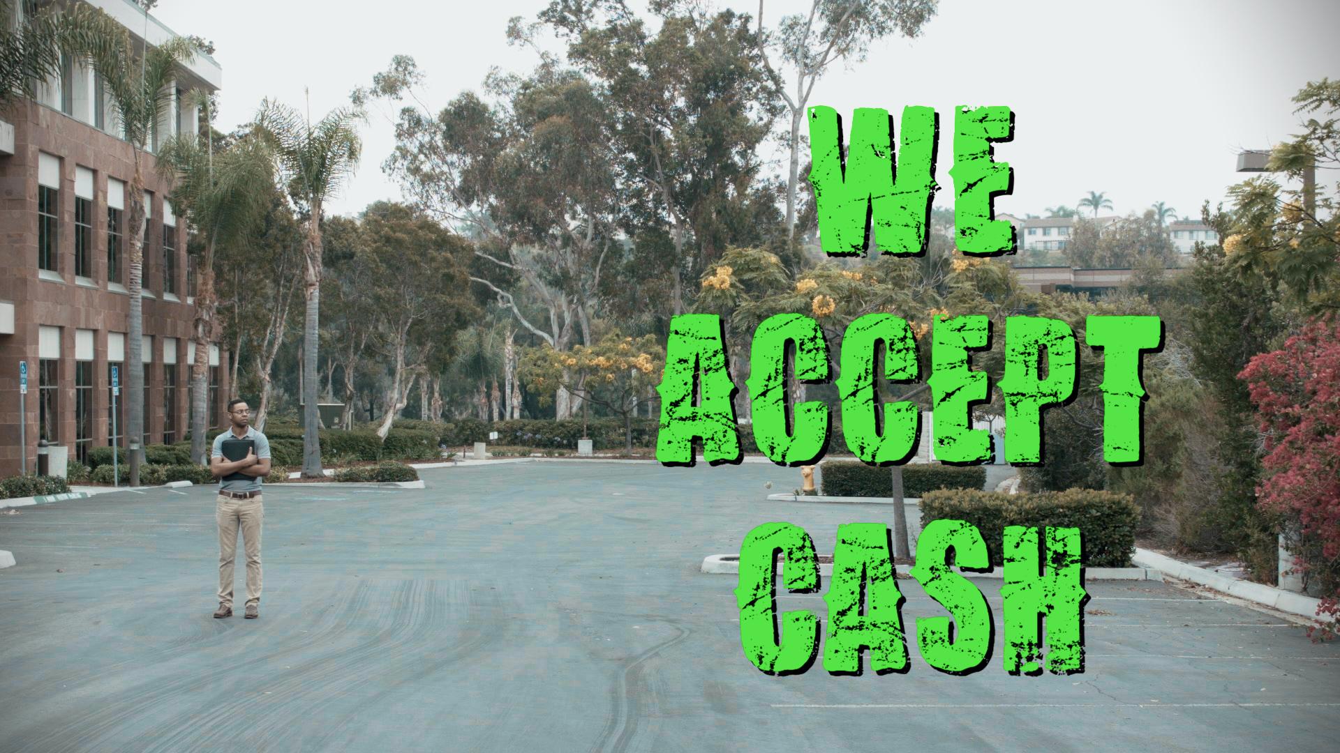 We Accept Cash (2018)