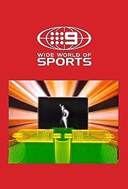 Channel Nine Cricket Poster