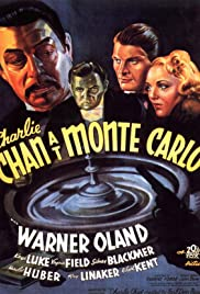 Charlie Chan at Monte Carlo (1937) Poster - Movie Forum, Cast, Reviews