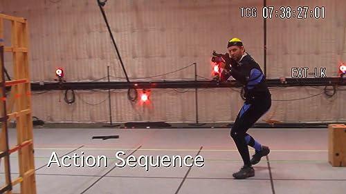 Alan Maxsons Motion Capture Reel