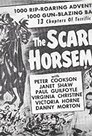 The Scarlet Horseman Poster