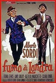 Smoke Over London Poster