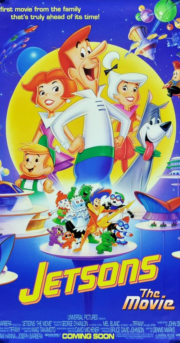 Jetsons: The Movie (1990) Subtitles