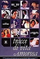 Tracce di vita amorosa (1990) Poster