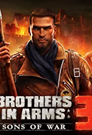 Brothers in Arms 3: Sons of War Poster
