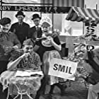 Daimi, Poul Godske, Jørn Grauengaard, Perry Knudsen, Bjarne Rostvold, Mogens Landsvig, and Erik Frederiksen in Snip, snap, snude - en omvendt historie (1964)