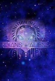 Indians + Aliens II Poster