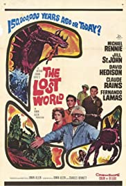 The Lost World (1960) 720p