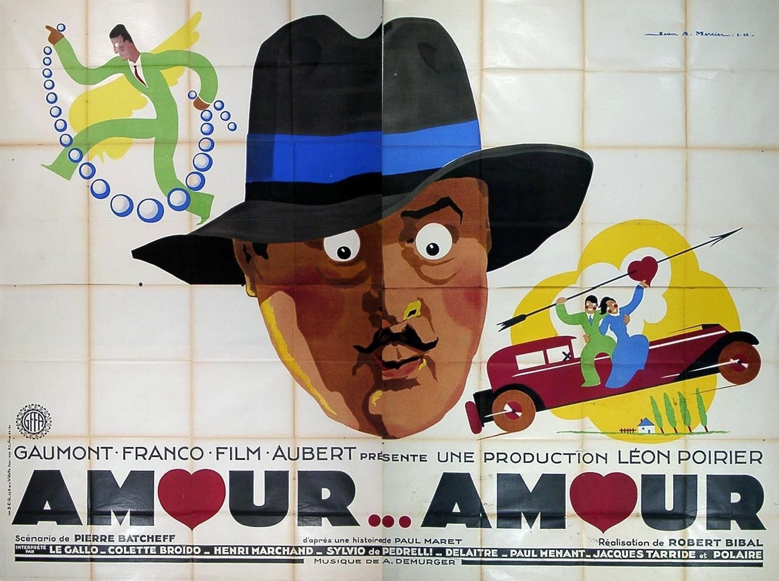 Amour... amour... (1932)